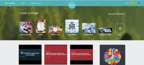 canva account main