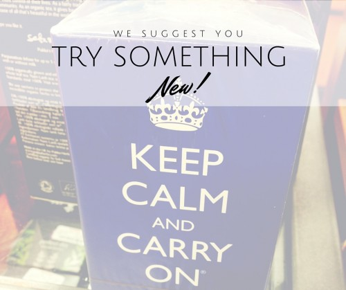 Try SOMETHING